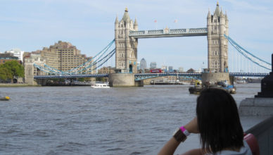Tower Bridge.