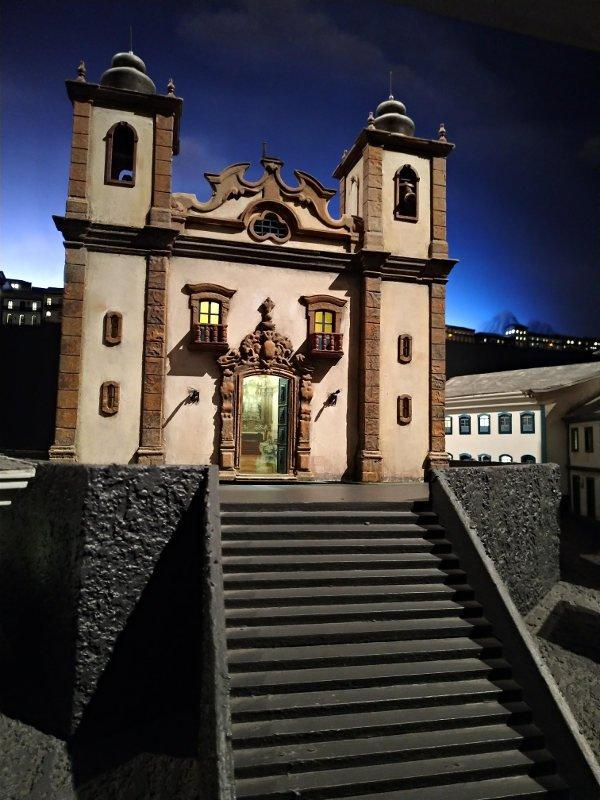 Igreja histórica de Minas Gerais