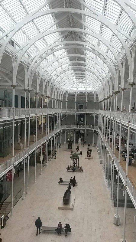 Museu Nacional da Escócia | O que fazer em Edimburgo