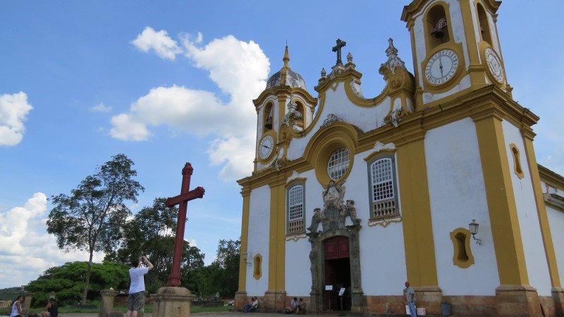 Tiradentes | Cidades históricas de Minas Gerais
