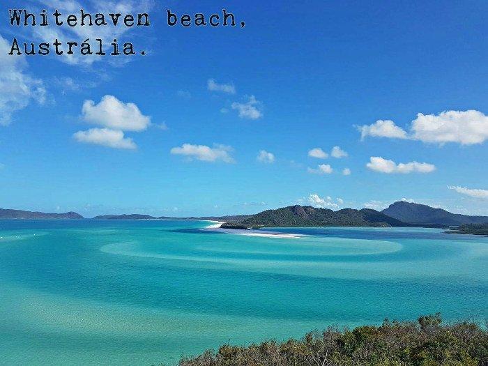 Pedacim do paraíso ali na Austrália.