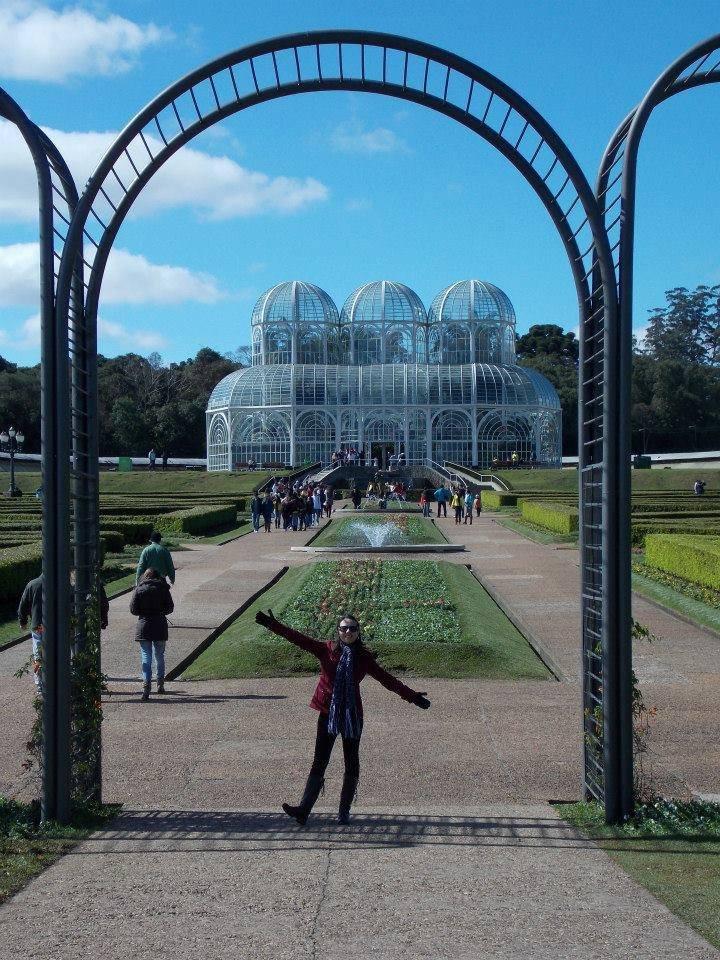 O famoso Jardim Botânico!
