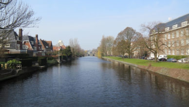 Amsterdam e seus canais!
