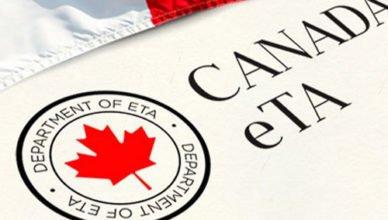 eTa - Visto do Canadá