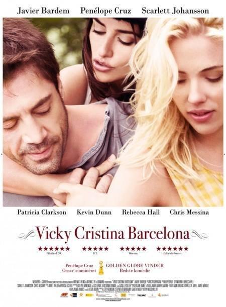 Capa do filme Vicky Cristina Barcelona