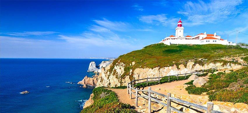 Cabo da Roca (entre Sintra e Cascais) | Bate e volta saindo de Lisboa
