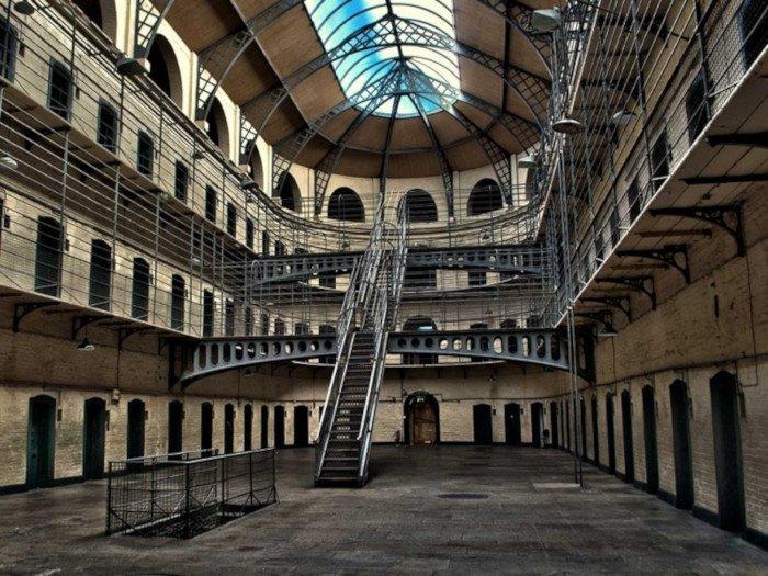 Interior da Prisão Kilmainham
