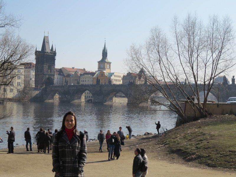 Ponte Carlos (Charles Bridge) - Praga