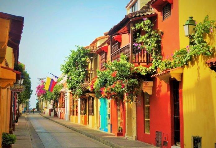 Cartagena - Colômbia - Foto: soyamerica