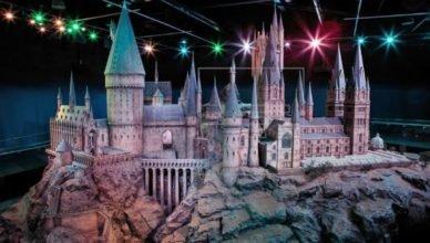 Estudio Warner do Harry Potter