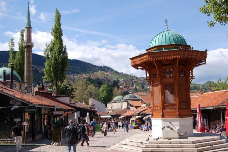 Saravejo - Bósnia