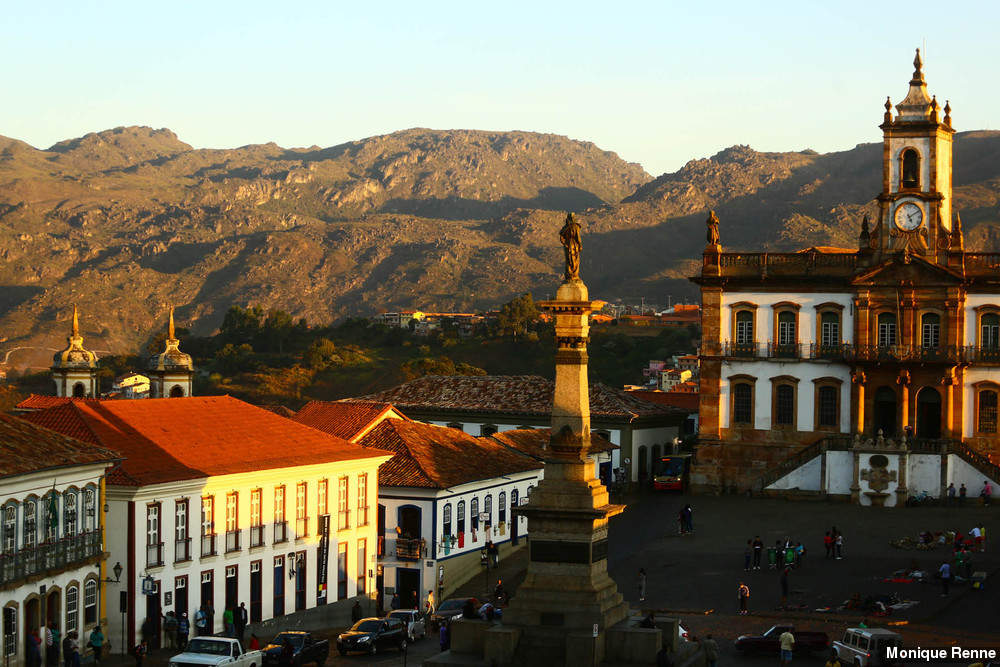 Ouro Preto is situated in the state of Minas Gerais.