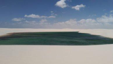 Lagoa do Maçarico.
