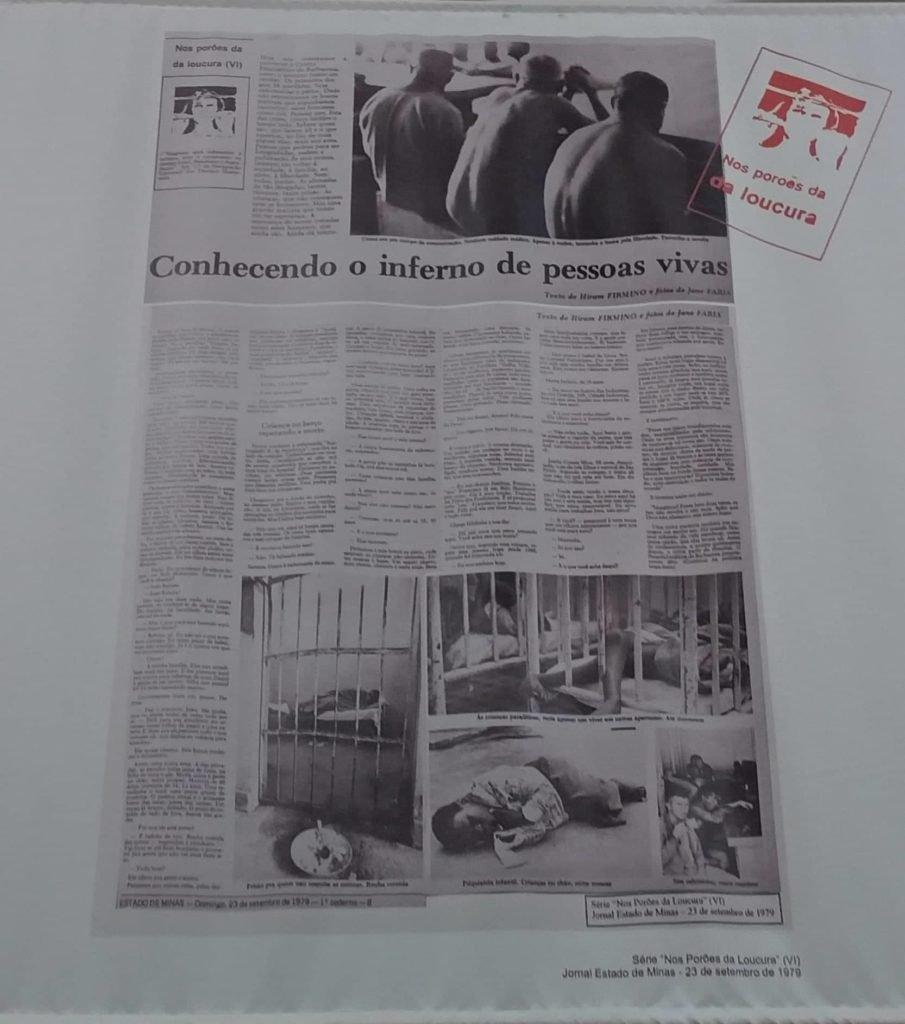 Notícias a respeito do Hospital Colônia
