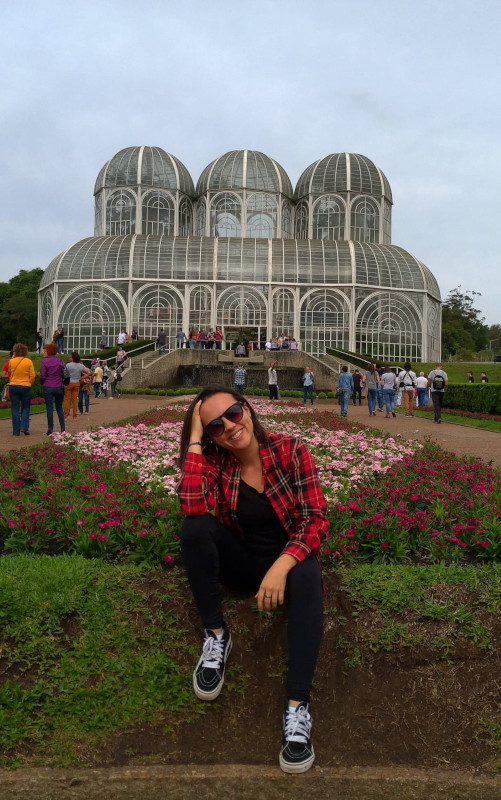 Jardim Botânico em Curitiba | O que fazer em Curitiba no final de semana