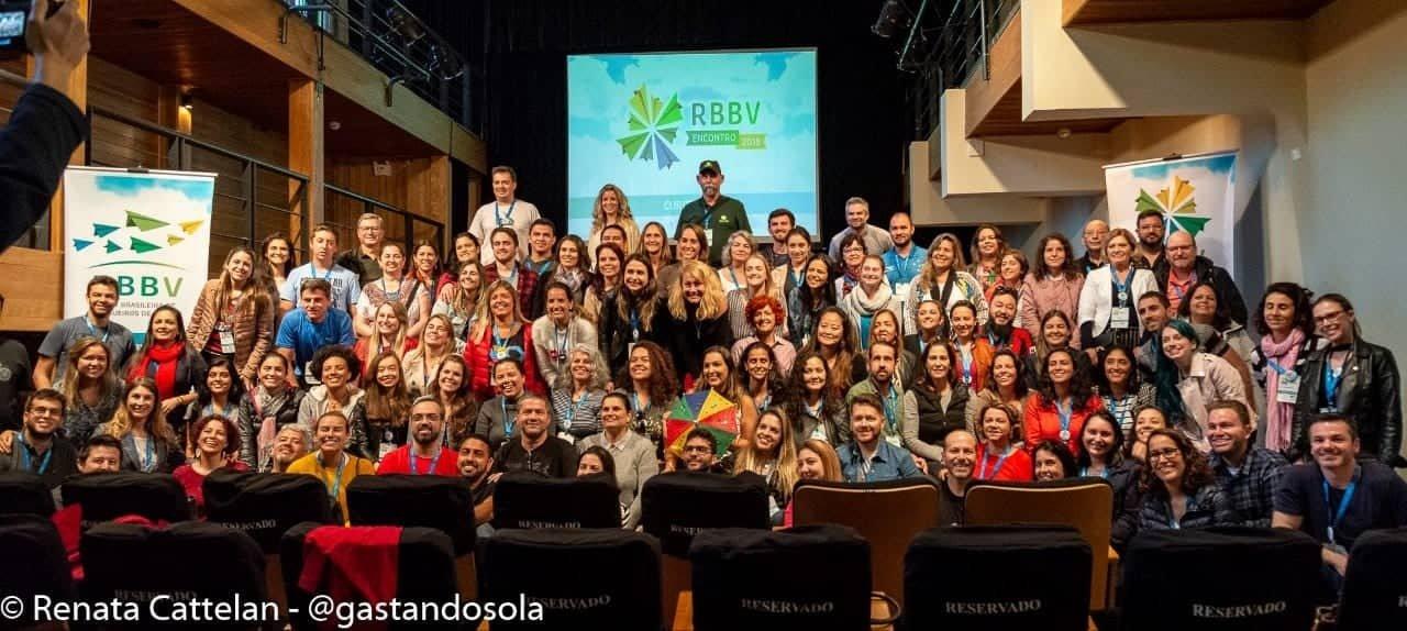 Blogueiros de Viagem no Encontro em Curitiba.