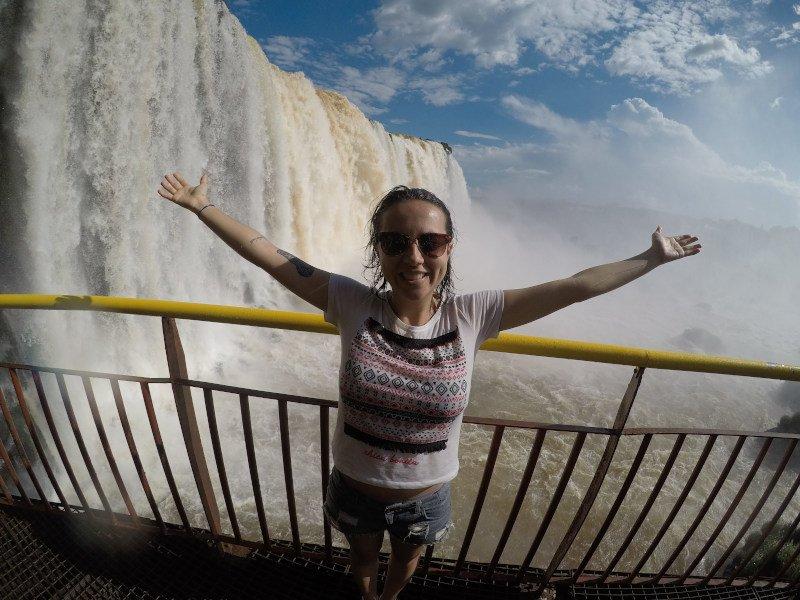 Bem pertinho das quedas! | 21 dicas para visitar as Cataratas do Iguaçu