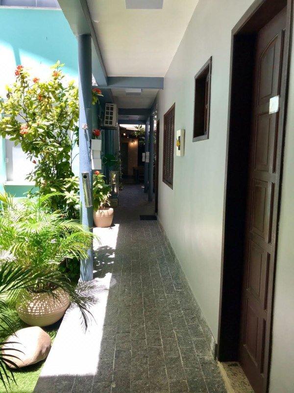 Área externa | Mago Tree Hostel em Ipanema