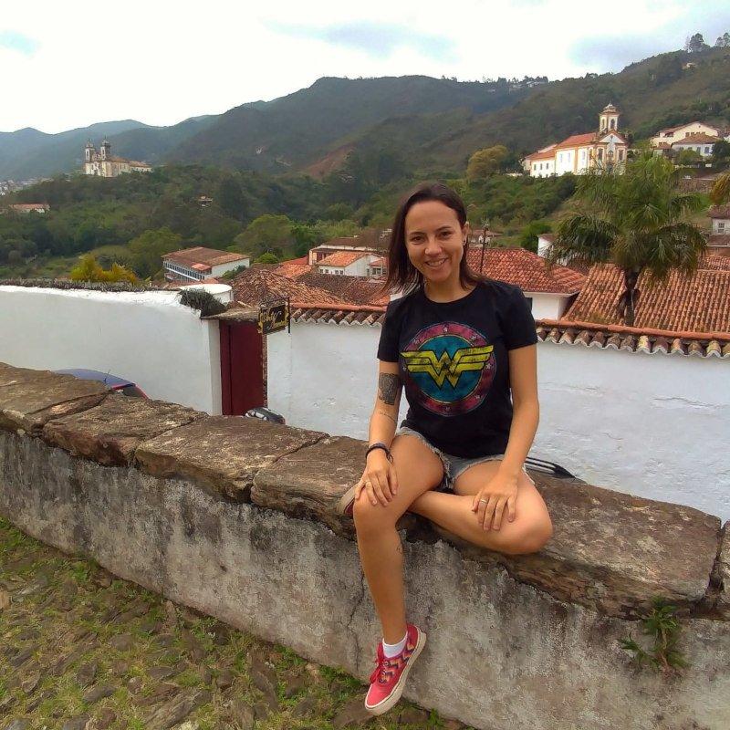 Ouro Preto e suas igrejas ao fundo | Quanto custa viajar para Ouro Preto