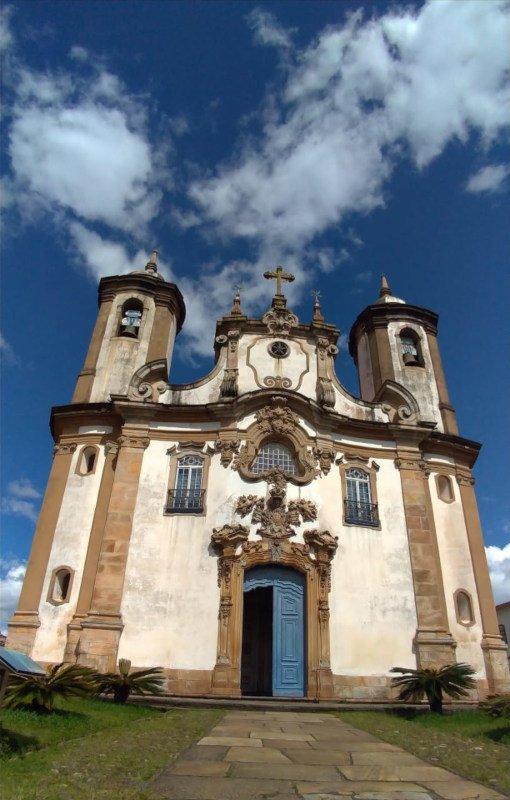 Igreja Nossa Senhora do Carmo | Quanto custa viajar para Ouro Preto