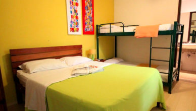 Quarto do Mango Tree Hostel