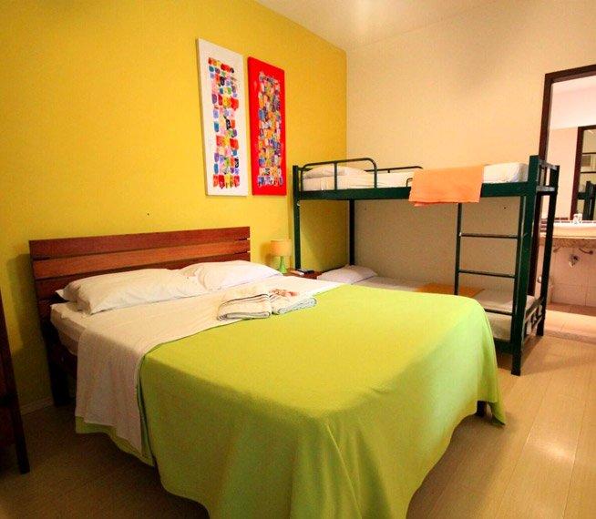 Quarto do Mango Tree Hostel