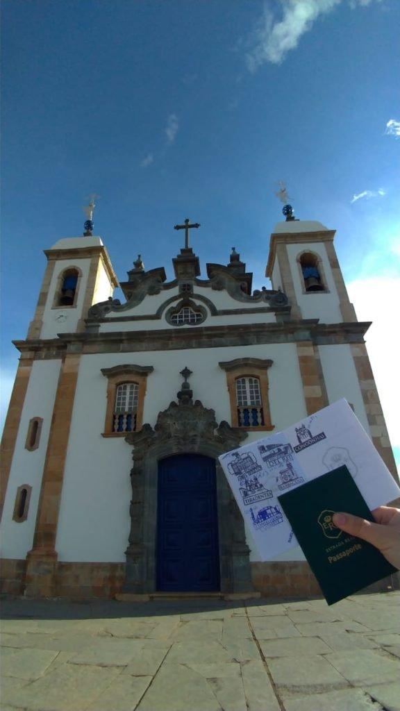 Como conseguir e onde carimbar o passaporte da Estrada Real