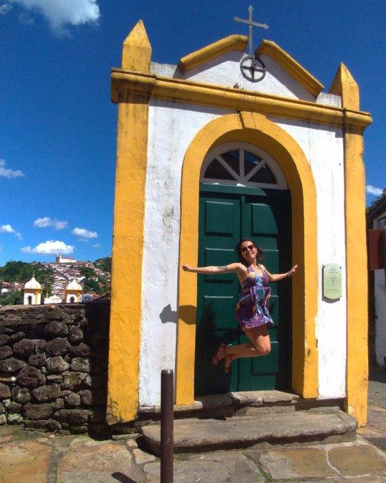Capelinha linda | O que fazer em Ouro Preto