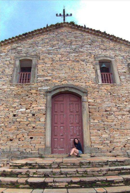 Igreja do Rosário em São Thomé das Letras