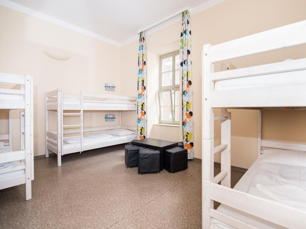 Quarto compartilhado no Wombats Hostel Budapeste | Onde se hospedar em Budapeste