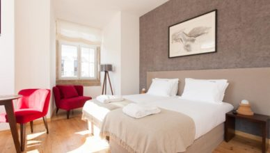 Feels Like Home Rossio Prime Suites. Foto: Booking.