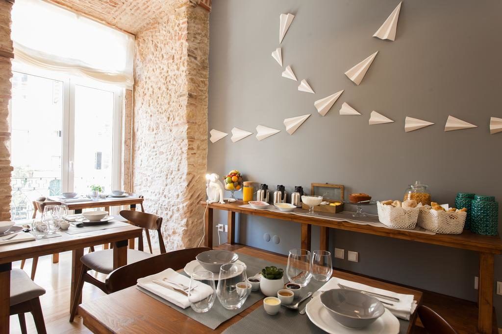 Feels Like Home Rossio Prime Suites | Onde ficar em Lisboa - Foto: Booking