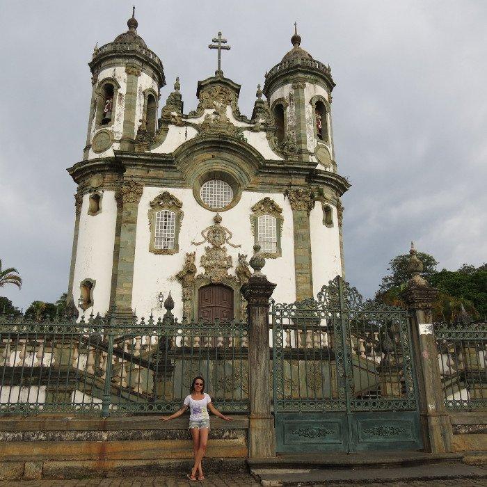 Igreja São Francisco de Assis em São João Del Rei
