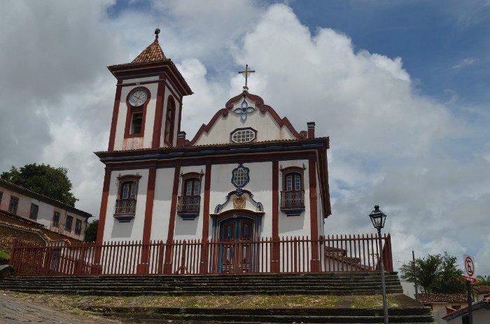 Igreja São Francisco de Assis em Diamantina