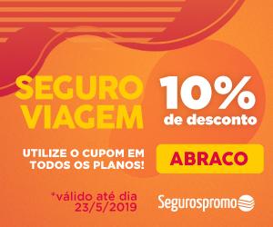 Cupom abraço Seguros Promo