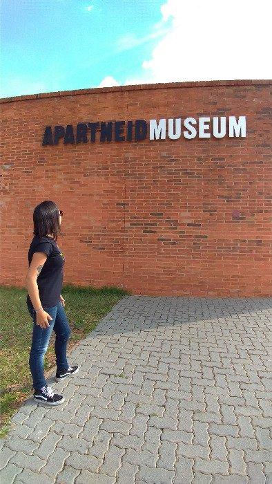 Museu do Apartheid.