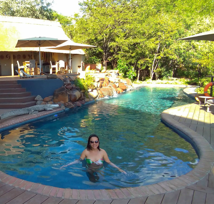 Victoria Falls Safari Club   O que fazer no Zimbábue