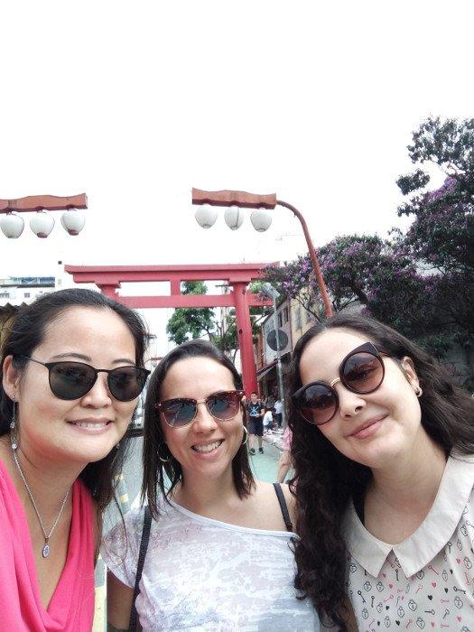 Tour no Bairro Liberdade em SP.