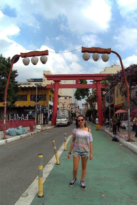 Bairro Liberdade | Quanto custa viajar para São Paulo em 3 dias