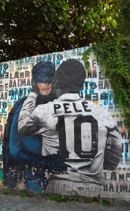 Beco do Batman.