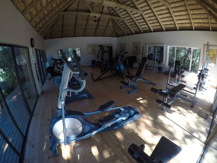 Academia do Tongabezi | Onde ficar em Livingstone