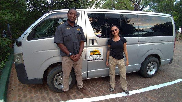 Sisa da Excellence Trails Safari.