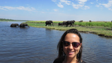 Chobe National Park.