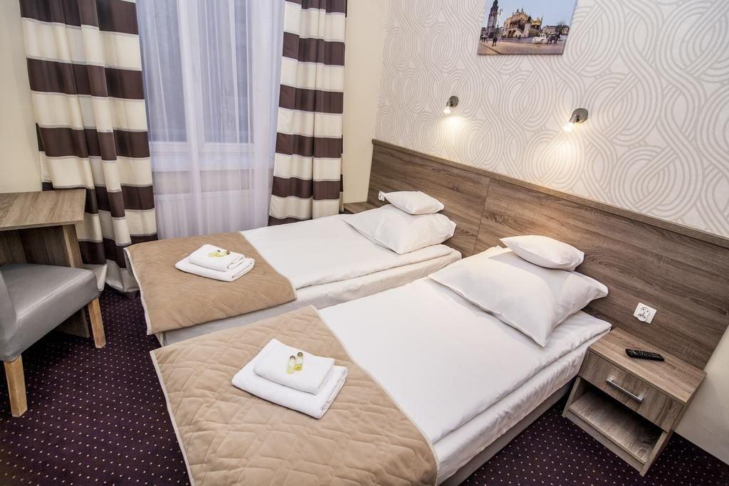 Blue Aparthotel - onde ficar em Cracóvia