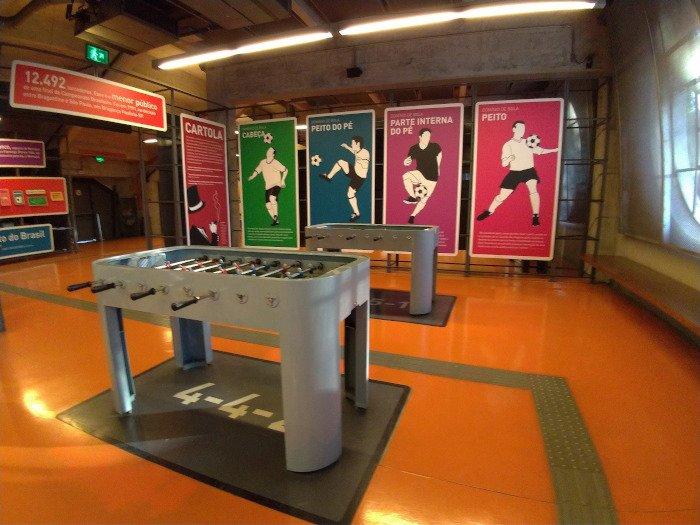 Museu do Futebol | Museus gratuitos em SP