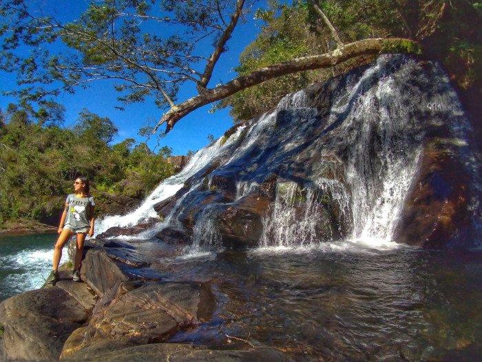 Cachoeira da Zilda | O que fazer em Carrancas - MG