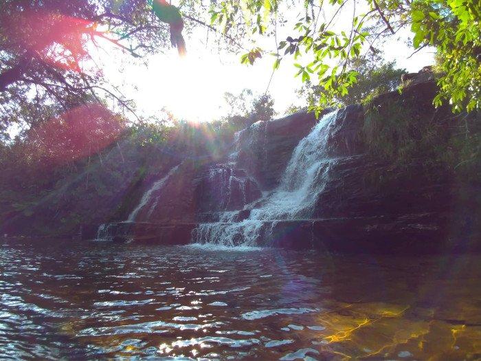 Cachoeira Salomão - Complexo da Ponte