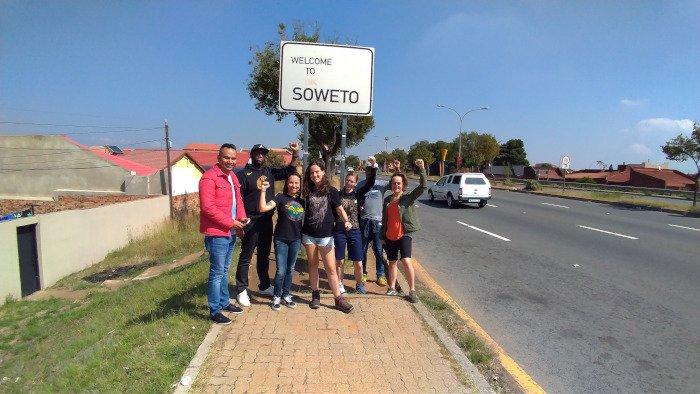 Tour Soweto - MoAfrika Tours.