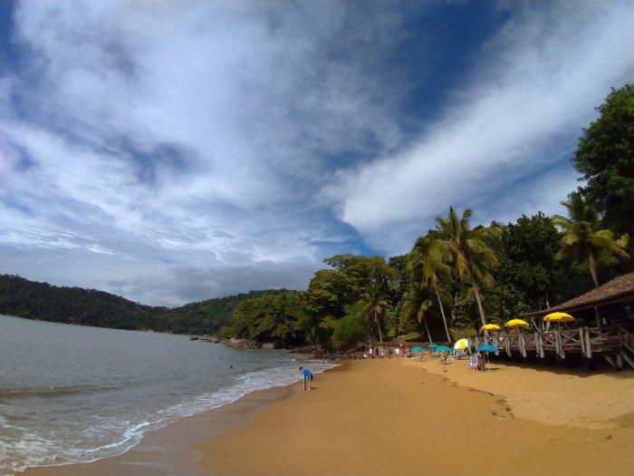 Prainha da Praia Grande   O que fazer em Paraty em 3 dias