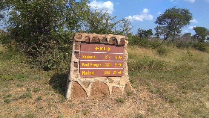 Self drive, Kruger National Park.